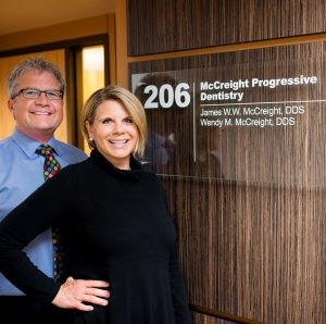 Dr. Jim McCreight and Dr. Wendy McCreight - McCreight Progressive Dentistry