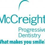 McCreight Progressive Dentistry Logo - What Makes You Smile?