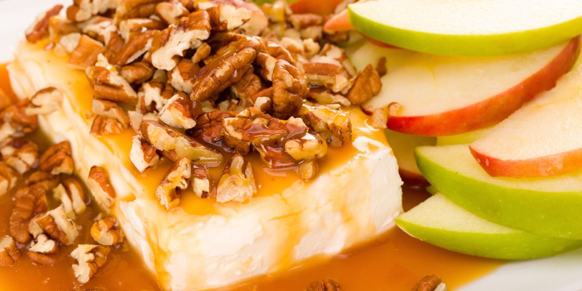 Caramel Apple Cream Cheese Spread
