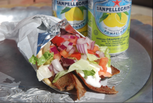 Skull Creek Greek Gyro